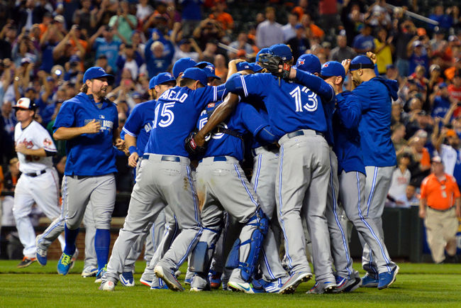 Blue Jays Win Division