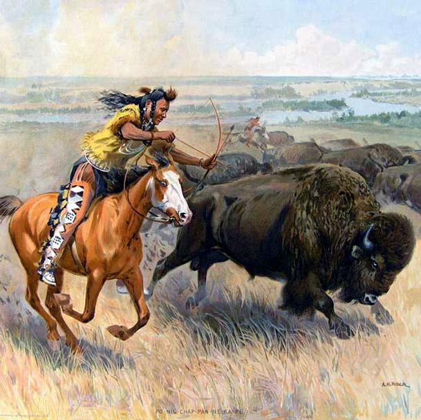 Buffalo Hunt 2b