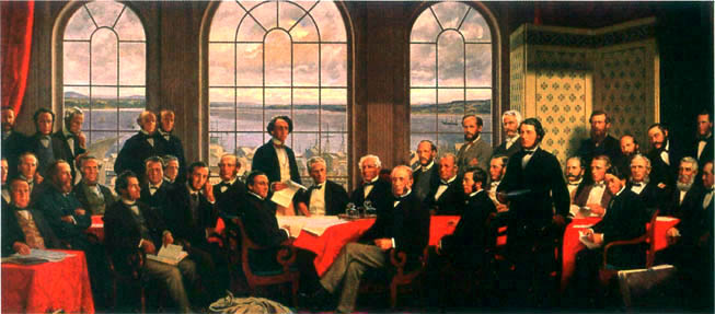 Fathers of Confederation, 1867