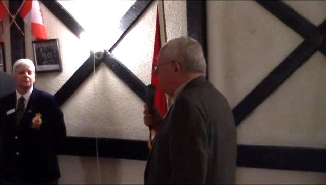 Flag 50th Anniversary - Davis Smith