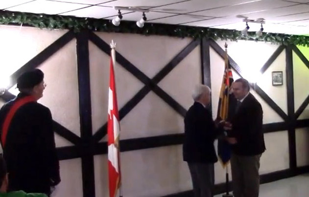 Flag 50th Anniversary - Flag Presentation 2