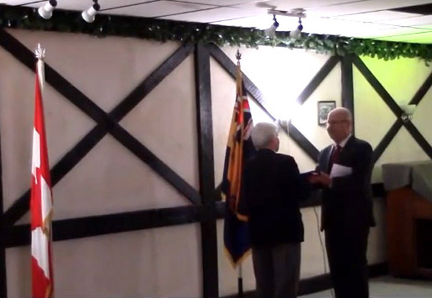 Flag 50th Anniversary - Flag Presentation 3