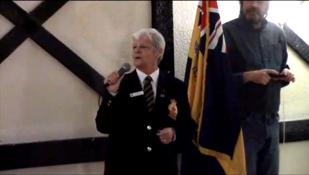 Flag 50th Anniversary - Josephine Upton