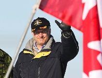 Patriot News - Canadian Prime Minister Stephen Harper in Canada's North