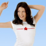 Products and Services - Canada Patriot T Shirt